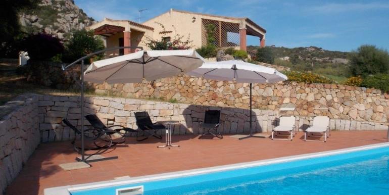 Baia Sardina villa in vendita