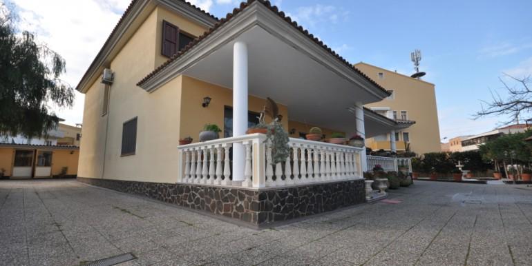Villa in città