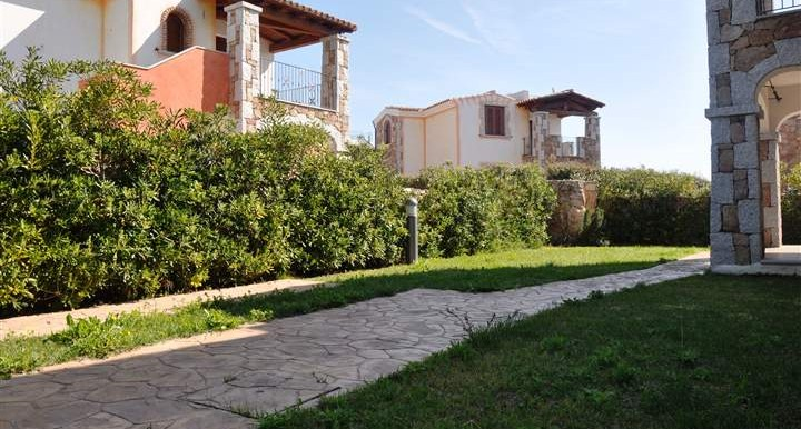 Appartamento indipendente in vendita Pittulongu