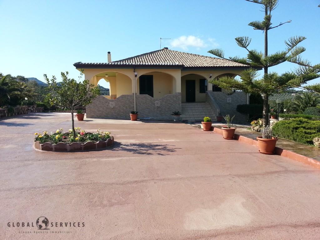 Villa panoramica Carrabuffas