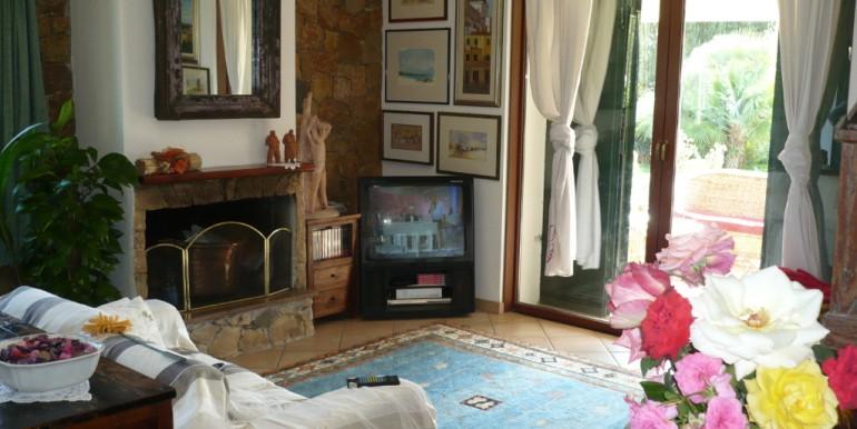 Villa in bifamiliare in vendita ad Alghero