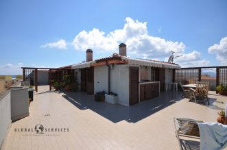 Penthouse for sale Alghero via Kennedy
