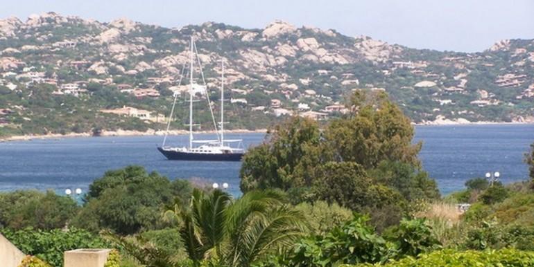 Monolocale vista mare in vendita Palau Tanca Manna