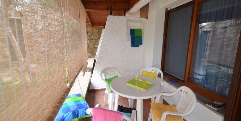 Bilocale veranda abitabile