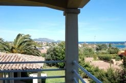 Olbia Pittulongu twolevel house with sea view and private garden