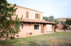 Villa bilivello Monte Bianchino Sassari