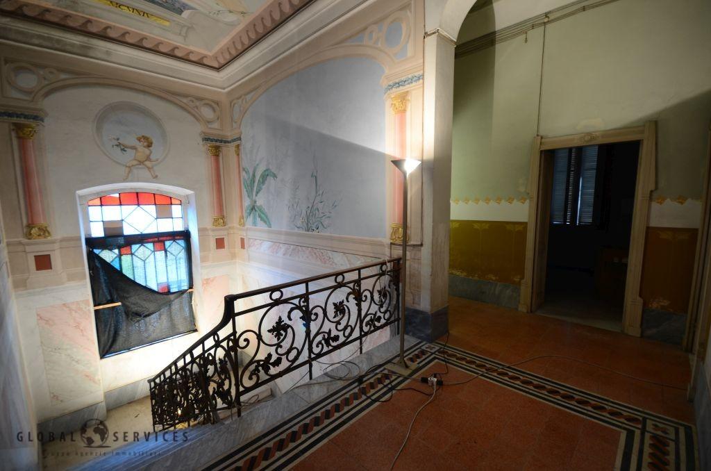 Villa in Vendita Stile Liberty Alghero - Global Services Immobiliari