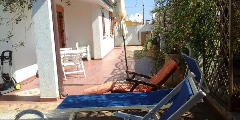 La Caletta villetta in vendita con piscina