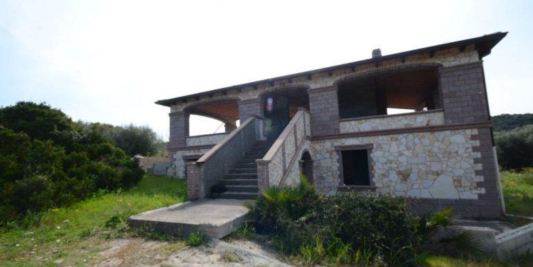 Alghero, Villa Tanca de las Peras (1)