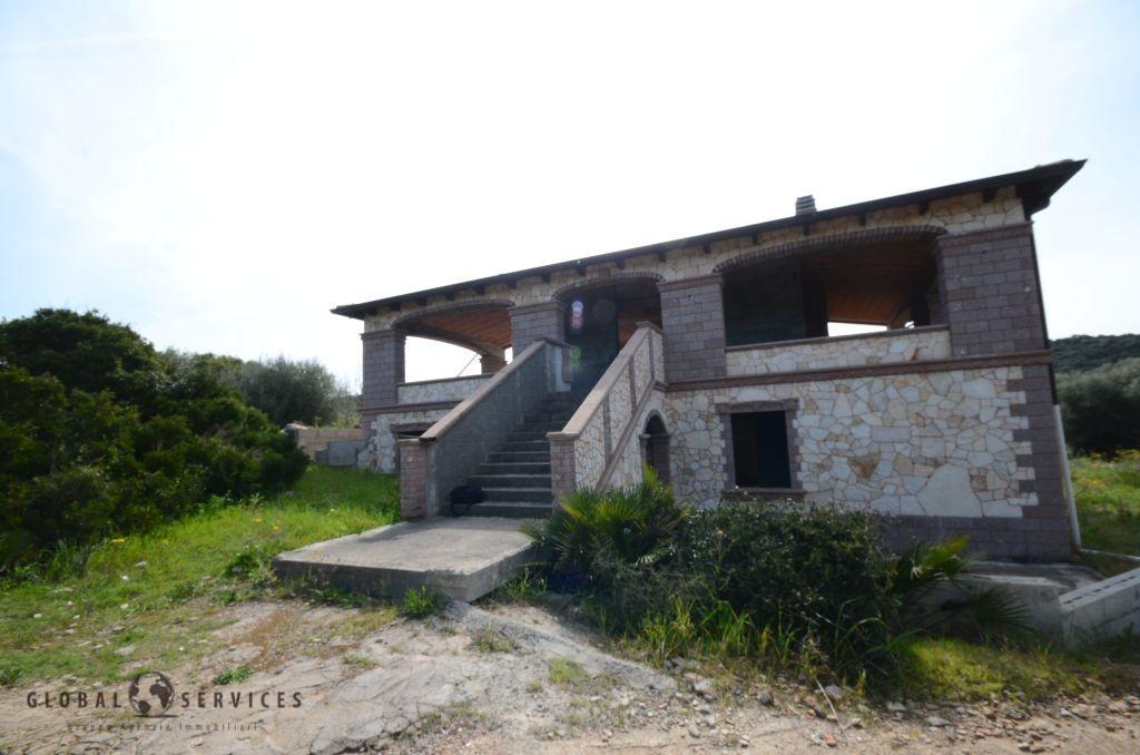 Alghero, Villa Tanca de las Peras