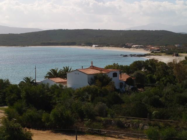 Pittulongu apartment overlooking the sea