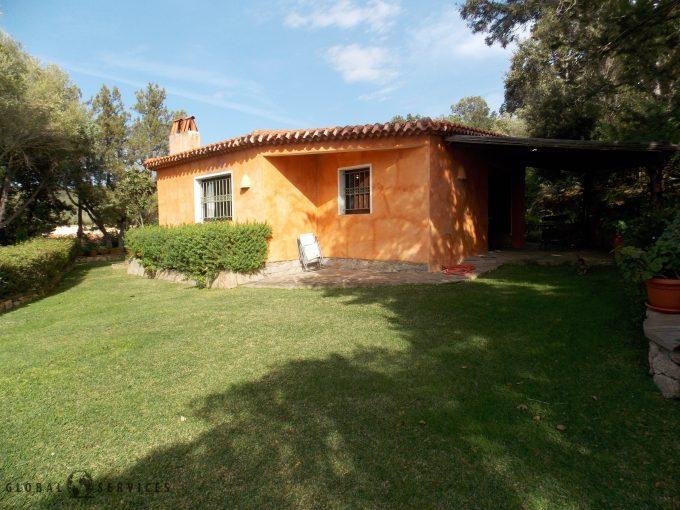 Baia Sardinia villa in vendita