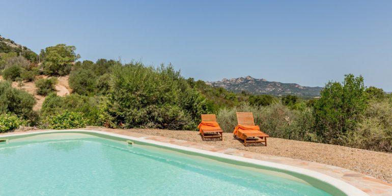 San Pantaleo villa in vendita