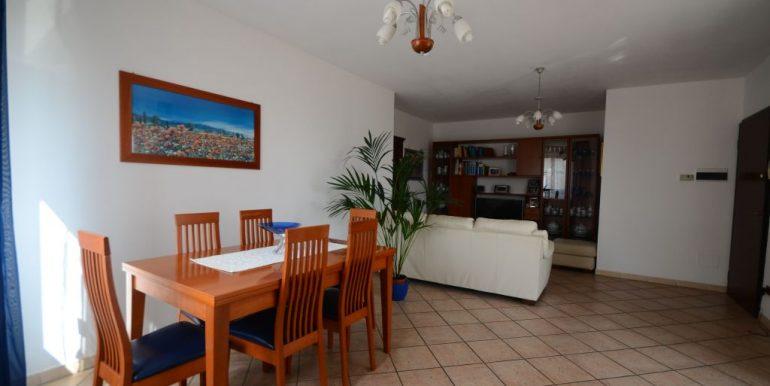Elegante appartamento con terrazza abitabile