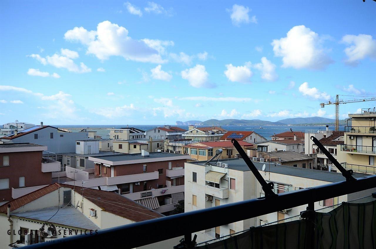 Appartamento vista mare in vendita Alghero via Costa