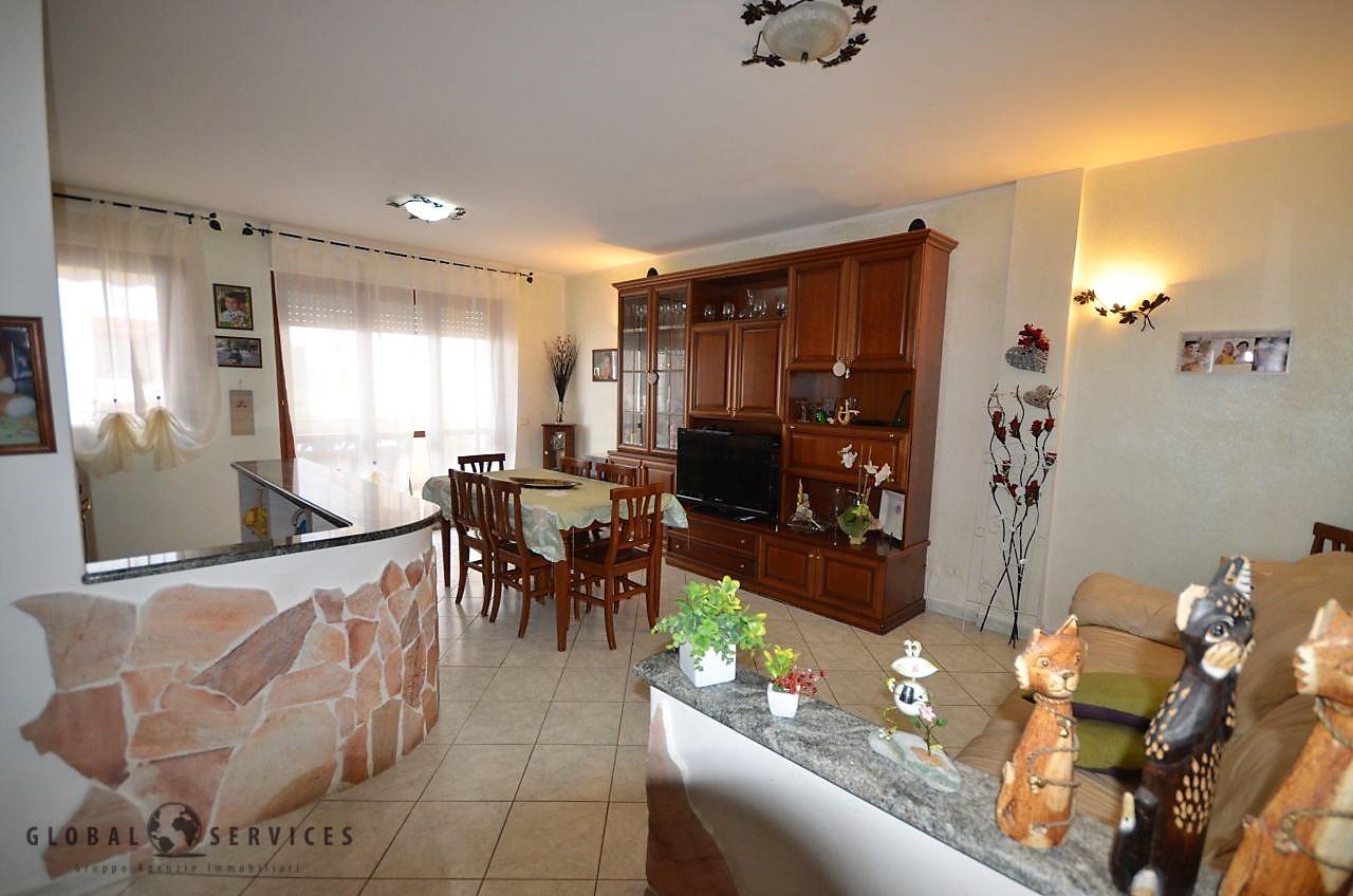 Spacious apartment for sale via Pacinotti Alghero