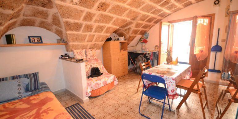 Monolocale in vendita nel centro storico algherese