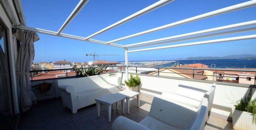 Beautiful Penthouse for sale Alghero