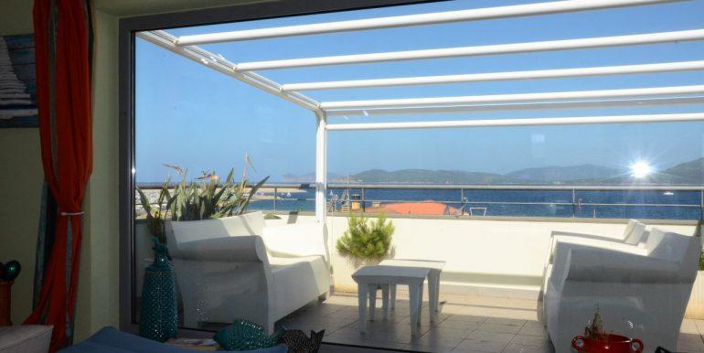 Splendido attico vista mare vendita Alghero