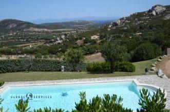 Palau villa con piscina in vendita