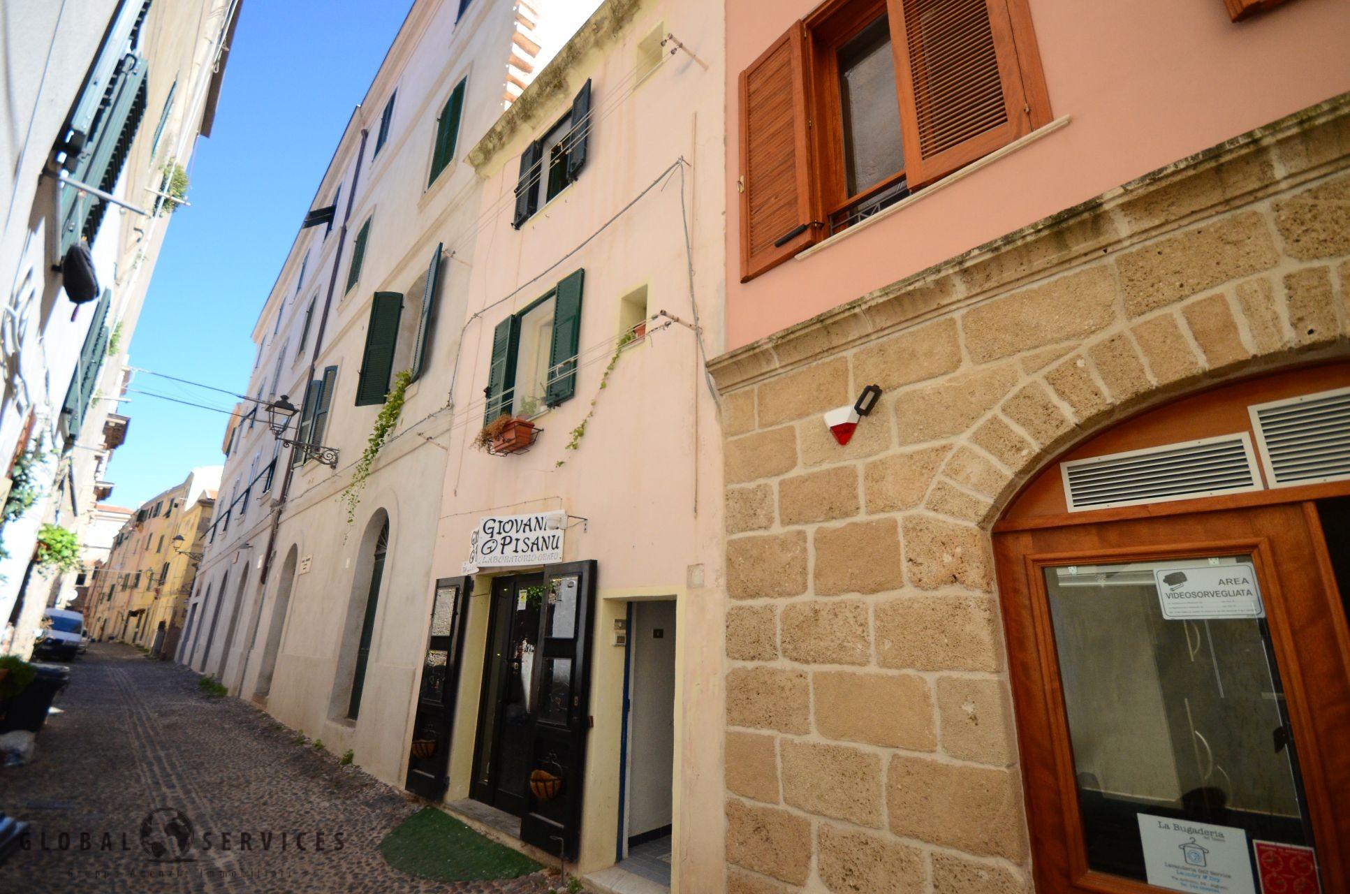 Luminoso appartamento vendita centro storico