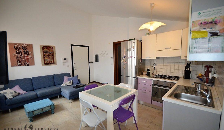 Appartamento con garage vendita Olmedo
