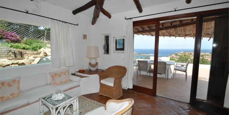 soggiorno e veranda
