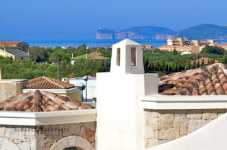 Villa Vista Mare Super Rifinita in Vendita Alghero
