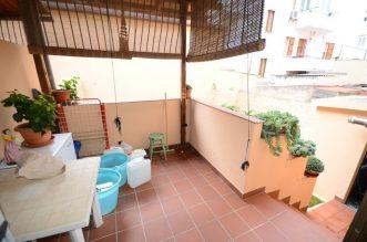 Apartment with garden in Alghero