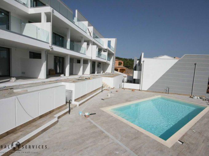 Appartamento vista mare in vendita Cannigione