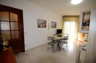 Appartamento con terrazza abitabile in vendita