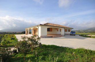 Bella Villa in località Baratz