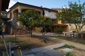 Villa for sale Capo Comino