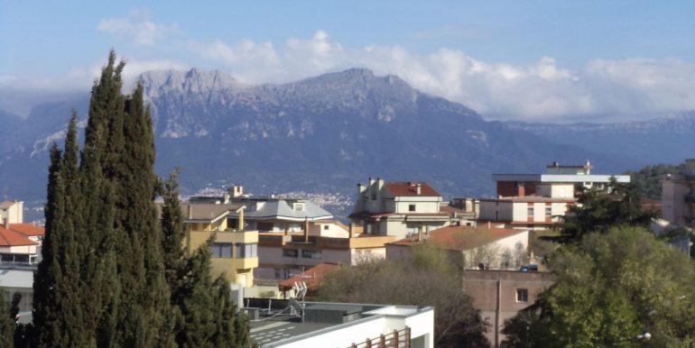 Panoramico appartamento in vendita Nuoro, via Calamida