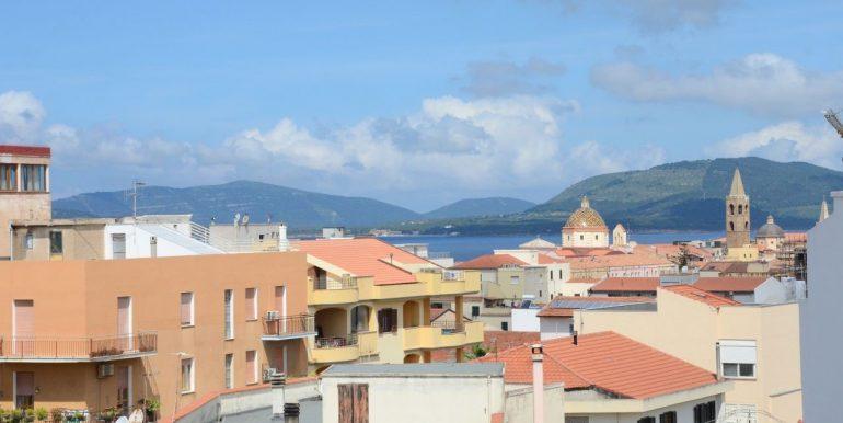 Nuovo appartamento vista mare vendita Alghero via Sassari