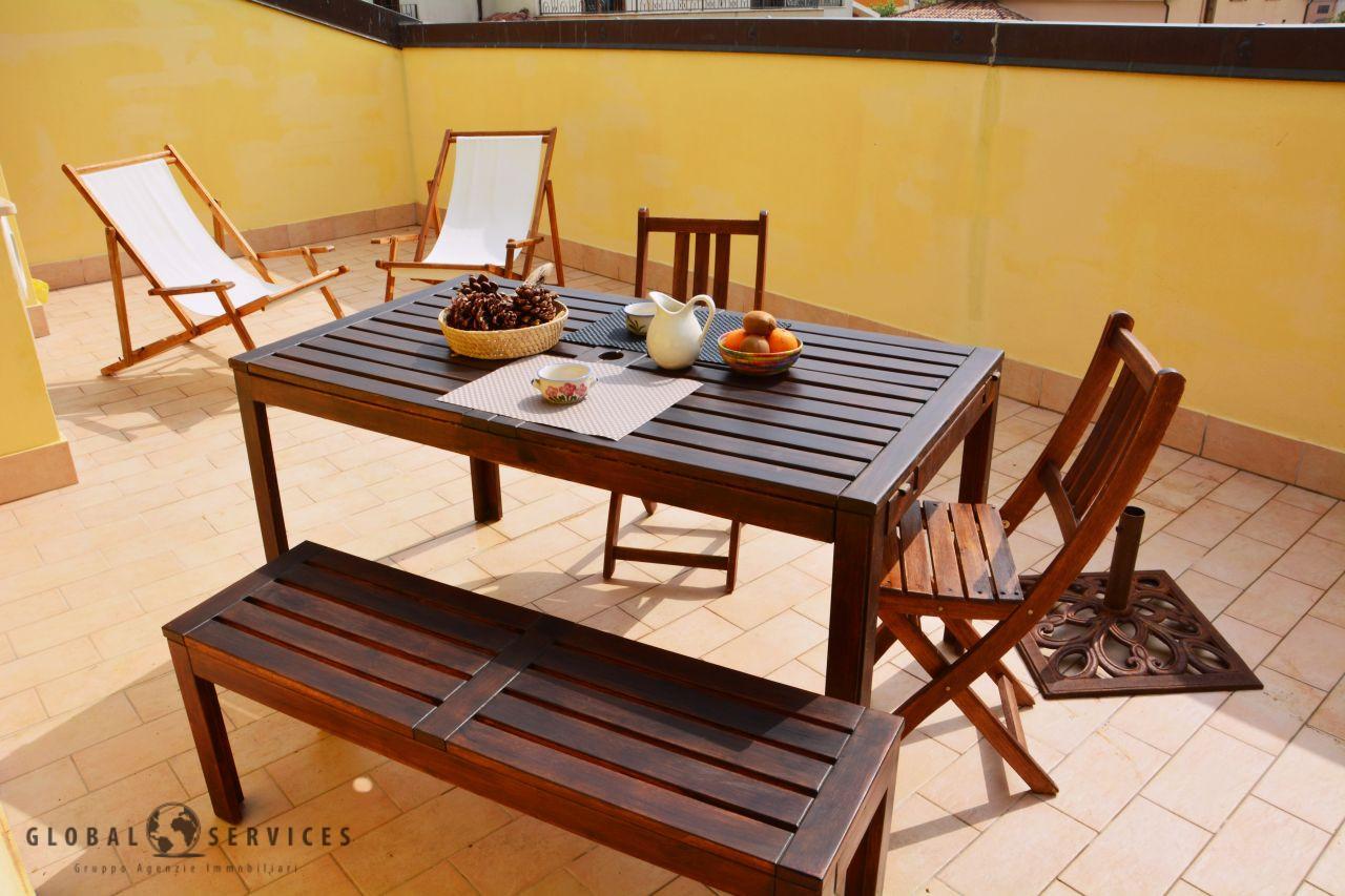 Appartamento con terrazza e garage in vendita Olmedo