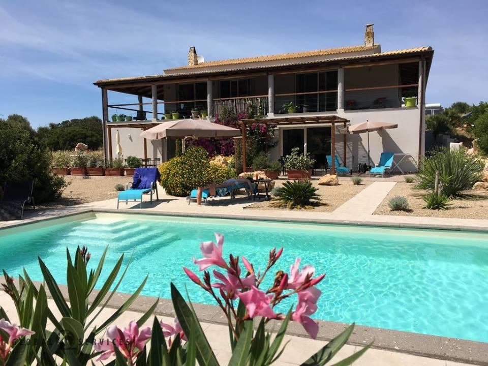 Bella Villa in Vendita Alghero Tanca de Las Peras