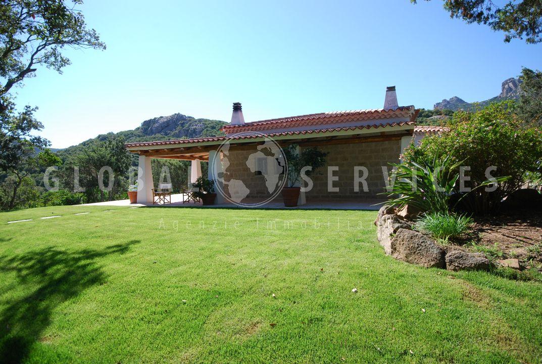 Prestigiosa villa in vendita San Pantaleo Olbia