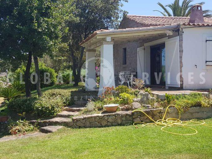 Beautiful villa for sale in San Pantaleo Olbia
