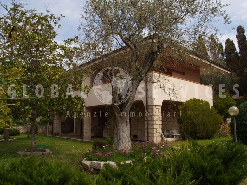 Villa in vendita Serra Secca Sassari
