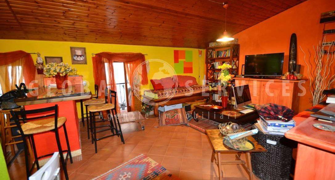 Comodo e ristrutturato monolocale ad Alghero