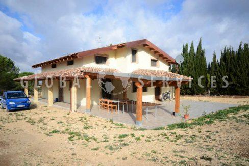 Villa in vendita Olmedo Sardegna