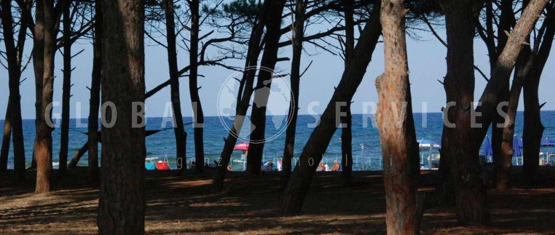 Villa for sale on the Posada sea