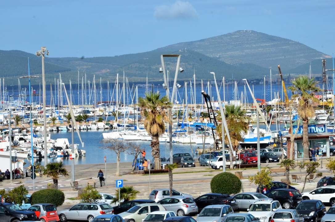 Elegante appartamento sul porto Alghero
