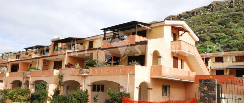 Sea view apartment for sale Castelsardo