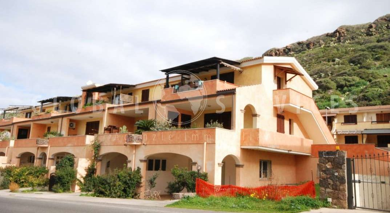 Ampio appartamento vista mare Castelsardo