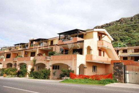 Sea view apartment for sale Castelsardo
