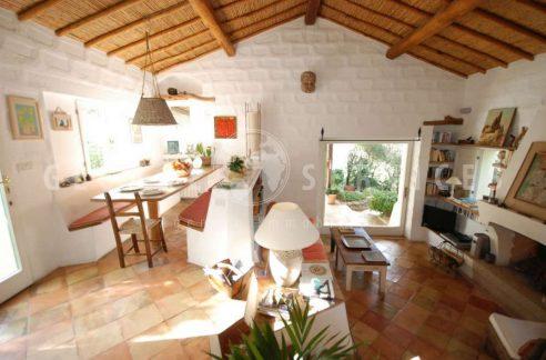 Prestigious villa for sale Monticanaglia Arzachena