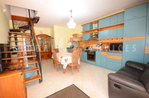 Appartamento con cortile via Azuni Alghero