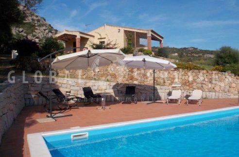 Prestigious villa for sale Baja Sardinia